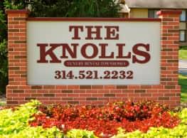 The Knolls Townhomes - Saint Louis