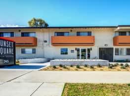 Sunset Square Apartments - West Covina