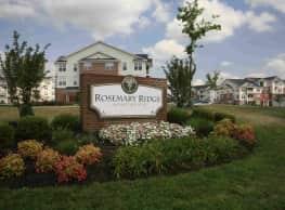 Rosemary Ridge - Manassas
