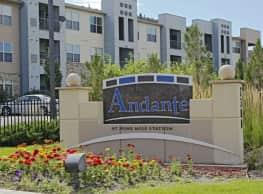 Andante at Nine Mile Station - Denver