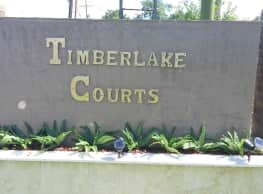 Timberlake Courts Apartments - Beaumont