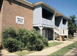 Duncan House Apartments - Tuscaloosa