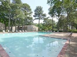 Sycamore Lake - Memphis