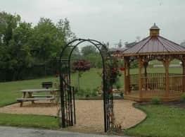 Boones Creek Villa Apartments - Gray