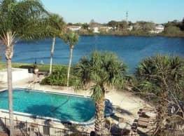 On Baldwin Pond - Orlando