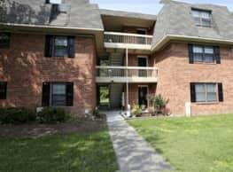 The Brittany Apartments - Burlington