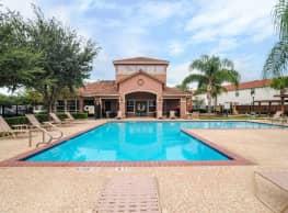 Cienega-Linda Apartments - Laredo