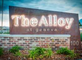 The Alloy at Geneva - Vineyard