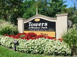 Towers Of Windsor Park Apartment Homes - Cherry Hill