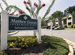 Matthew Grande - Asheboro