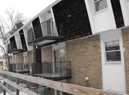 Bradford Manor Apartments - Martins Ferry
