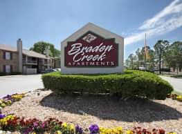 Braden Creek & Park Place - Tulsa