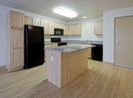 WSC Foundation Apartments - Williston
