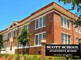 Scott School Apartments - Baton Rouge