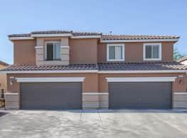 Suncrest Townhomes - North Las Vegas