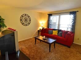 Evergreen Terrace Apartments (ETSU/JCMC) - Johnson City
