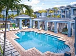 Blu' on Marina Boulevard Luxury Apartments - Fort Lauderdale