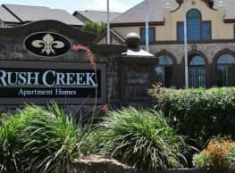 Rush Creek - Arlington