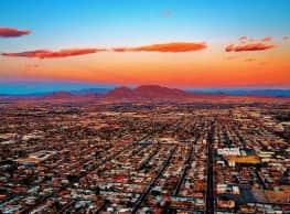 Orange Grove - Las Vegas