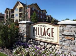 Village At Idlewild Park - Reno