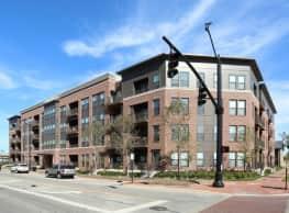 Apartments at the Yard: Brooks Building - Columbus