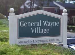 General Wayne & Ridgedale Gardens - Madison