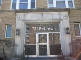 730- 734 Park Avenue Apartments - Plainfield