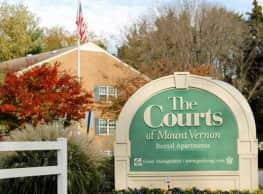 Courts of Mount Vernon - Alexandria