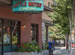 East Howe Steps - Seattle
