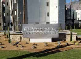 The Modern Cactus - Palm Springs