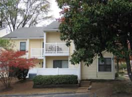 Poplar Place Townhomes - Memphis
