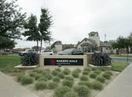 Raiders Walk - Lubbock