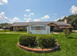 Somerset Apartments - DeRidder