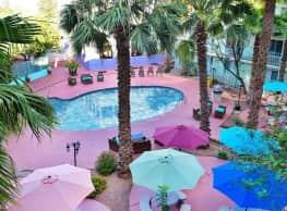 Sahara Student Apartments - Tucson