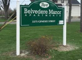 Belvedere Manor - Cheektowaga
