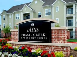 Alta Fossil Creek - Watauga
