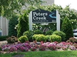 Peters Creek - Hollins