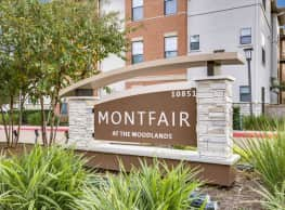 Montfair at the Woodlands - The Woodlands