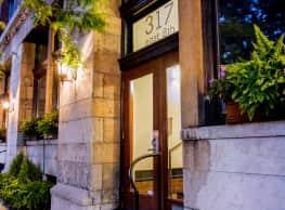 Sycamore Place & East 8 Lofts - Cincinnati