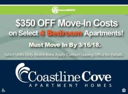 Coastline Cove - Daytona Beach