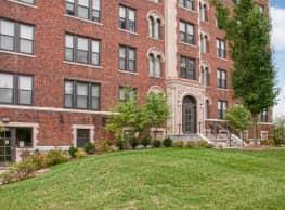 The Gotham Apartments and Annex - Saint Louis