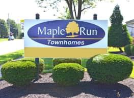 Maple Run Apartments - Miamisburg
