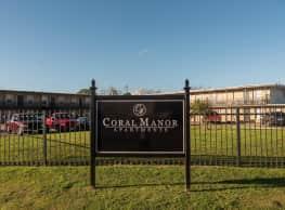 Coral Manor Apartments - Texas City