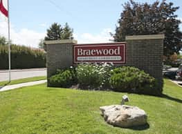 Braewood Apartments Salt Lake City Ut 84107