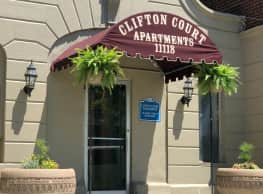 Clifton Court Apartments - Cleveland