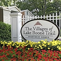 The Villages of Lake Boone Trail - Raleigh, NC 27607