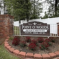 Point O'Woods Apartments - Hattiesburg, MS 39401
