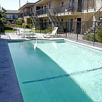 Union Plaza Apartments - Paramount, CA 90723