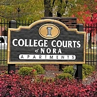 College Courts of Nora - Indianapolis, IN 46240
