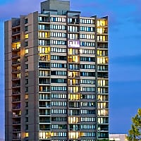 Harrison Tower Apartments - Portland, OR 97201